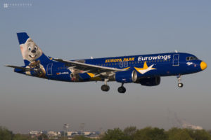 Brussels Airport Airbus A320-214 | Eurowings | Registration: D-ABDQ | Msn: 3121 | Name: n/a