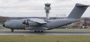 Belgian Air Force Airbus A400M Atlas CT-02