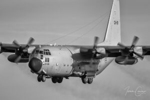 Belgian Air Force Lockheed C-130H Hercules CH-09